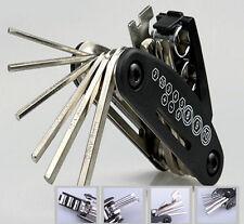 13 In 1 Repair Tool Kit Hex Socket Wrench For Honda Kawasaki Suzuki Motorcycle