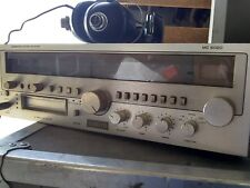 Vintage Zenith MC6020 inyegrayed stereo receiver
