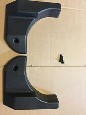 Land Rover Defender Front Door Check Strap Covers With Screws