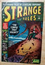 SCARCE ~ Strange Tales #22 (1953) Atlas Comics VG