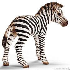 *NEW* SCHLEICH 14393 Zebra Foal Baby - Wildlife Zoo Life
