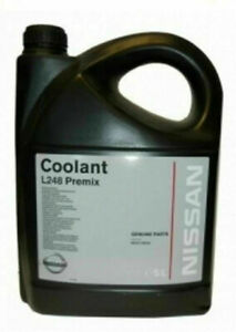 Genuine Nissan L248 Premix Engine 5L 1L Coolant Antifreeze KE90299945 Brand New