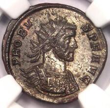 Roman Empire Probus BI Aurelianianus Coin (276-282 AD) - Certified NGC MS (UNC)