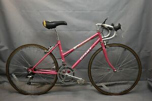"1992 Giant Cabriolet 24"" Kids Touring Road Bike 40cm XX-Small Steel USA Charity!"