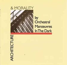 Orchestral Manoeuvres In The Dark ‎CD Architecture & Morality - Remastered -