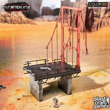 Plast Craft Games Colored Wasteland Highway 2 Scenery Box