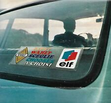 renault 16 R16 R12 R8 gordini R4 alpine autocollant ¨Renault Elf