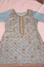 Pakistan/Indian Bridal Dress/Gharara/Mehndi Dress