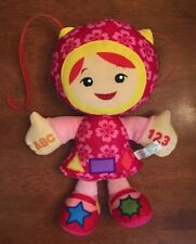 Team Umizoomi Milli Doll Measure ABC & Shape Talking Musical Fisher Price WORKS