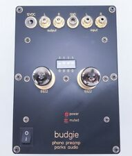 Parks Audio Budgie Tube Phono Preamp