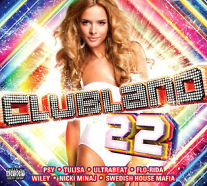 Various Artists : Clubland 22 CD 3 discs (2012) Expertly Refurbished Product