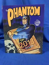 The Phantom 2013 Diary Brand New Never Used Perfect US Seller! Rare!