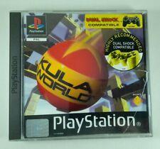 Kula World (Sony PlayStation 1 ps1, 1998) PAL Komplett