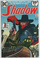 The Shadow #1 (Oct-Nov 1973, DC)