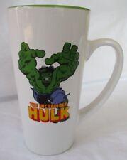 The Incredible Hulk 2010 Marvel Comics Tall Mug - As Is
