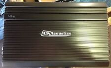 NEW Old School Design US Acoustics Class D Mono Block Amplifier,1500Watts RMS