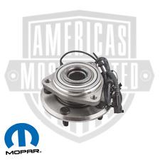 Mopar Jeep JK Front Wheel Bearing w/ ABS Sensor: 2007-2010