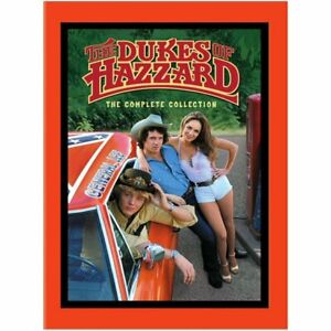 Dukes of Hazzard The Complete Series Collection DVD Seasons 1-7 40-Disc Box Set