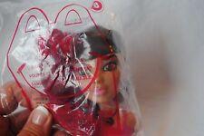 New McDonald's LIV Styling Doll Toy Daniela Styling Black Hair Brown eyes 2011