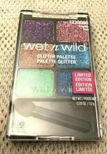 Wet n Wild Glitter Palette Ltd Ed Brights #1230086; Holiday Party Cosplay