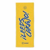 Leeds Carajo Yellow Beach Towel