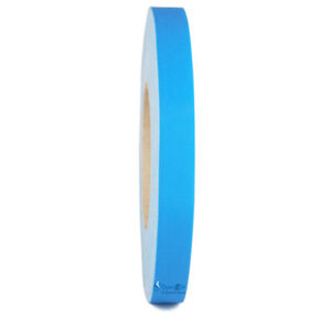 GAFFERS STAGE TAPE - LIGHT BLUE - 1/2 INCH X 60 YARDS