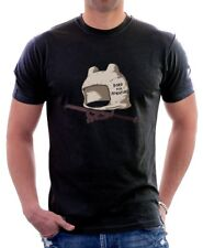 Adventure Time Finn The Human Hat Jake black brown printed cotton t-shirt 9704