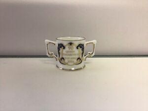 Royal Crown Derby Mini Loving Cup
