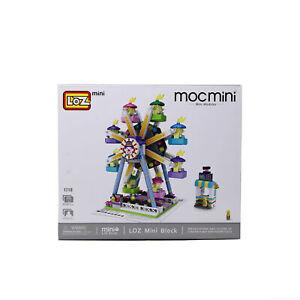LOZ Amusement Park Series Ferris Wheel Kids Puzzle Mini Block Brick Toy w/Box