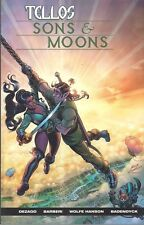 TELLOS: SONS AND MOONS IMAGE PAPERBACK