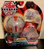 Bakugan Battle Planet Deka DIAMOND DRAGONOID Jumbo Bakucore Translucent
