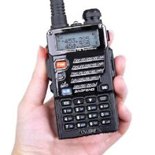 BaoFeng Uv-5Re Walkie Talkie 136-174 & 400-520 Mhz protable Walkie Talkie radio
