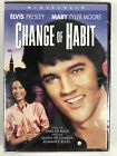 NEW SEALED 2002 Change of Habit DVD Elvis Presley Mary Tyler Moore FREE SHIPPING