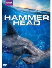 Hammerhead BBC Shark documentary DVD NEW!