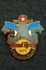 HRC Hard Rock Cafe Philadelphia Logo Liberty Bell