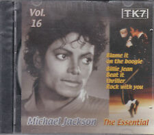 CD 21T MICHAEL JACKSON ESSENTIAL VOL 16  PRESSAGE TUNISIE NEUF SCELLE