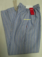 Izod Mens Woven Sleep/Lounge Pants Medium NWT