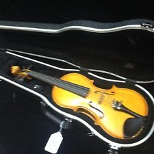 3/4 Size Erwin Otto Violin (402227) Made In Romania and Ready To Play