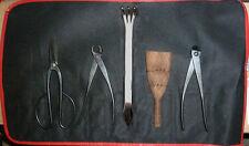 BONSAI Werkzeugset JAPAN 6tlg -Tool Set JAPAN 6 pieces - TOP Ware