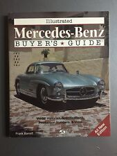 1994 Mercedes Benz Illustrated Buyer's Guide Book RARE!! Awesome L@@K