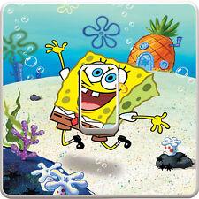 Spongebob Square Pants Light Switch Vinyl Sticker Decal for Kids Bedroom #275