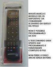 TELECOMANDO SOSTITUTIVO PER TV PHILIPS MODELLO 22PFL2807H12   32PFL2807/H12