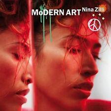 ZILLI NINA MODERN ART CD NUOVO SIGILLATO