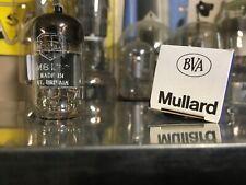 Mullard CV4004 / M8137 / 12AX7 / ECC83 Box Plate TV-7 Tested