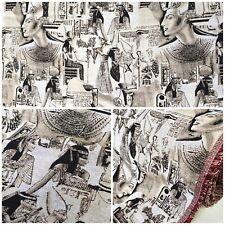 Gobelin Baumwolle Stoff Ägypten Deko Möbel Kissen Tapete Teppich Überwurf Nr.5