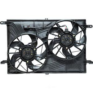Radiator And Condenser Fan Assy  UAC  FA50255C