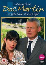 Doc Martin Compele Series Season 1, 2, 3, 4, 5, 6, 7 & 8 DVD Boxed Set New
