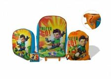Disney Plastic Upright (2) Wheels Luggage