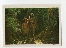figurina - SANDOKAN ALLA RISCOSSA BOY 1976 - numero 124