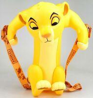 New Disney World Parks Animal Kingdom Lion King Simba Popcorn Bucket - In Hand